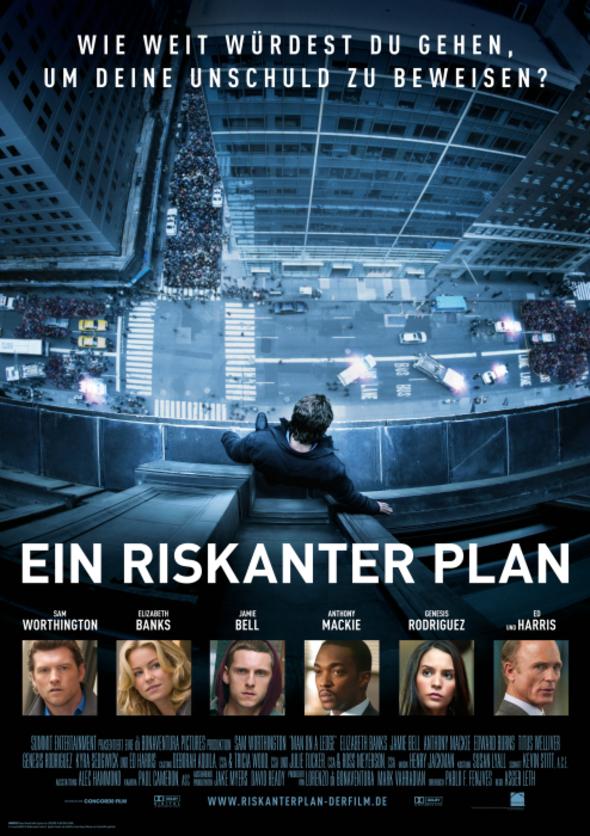 """Spannung pur: """"Ein riskanter Plan"""""""