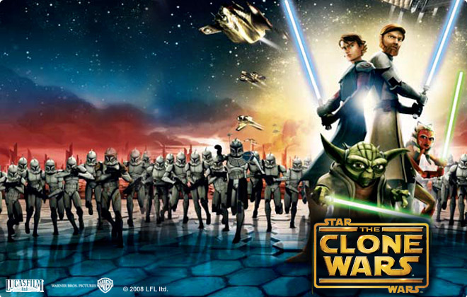 star wars der clon wars