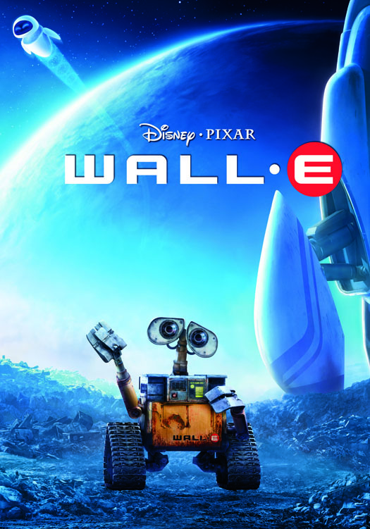 Wall-E im Juli 2014 bei Watchever