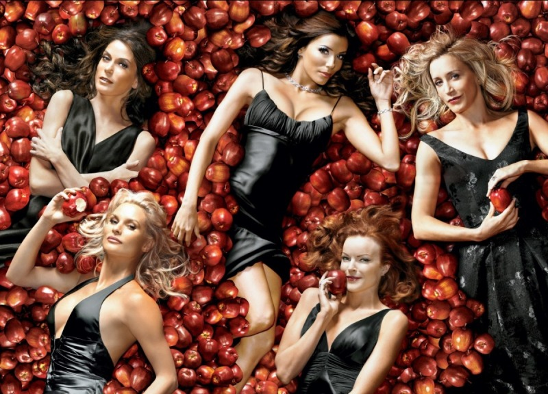 "Das komplette Programm ""Desperate Housewives"" auf Maxdome"