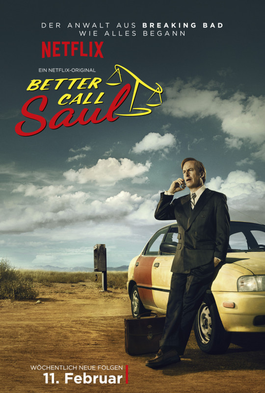 Better Call Saul © Netflix