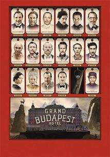 Grand Budapest Hotel - Beste Komödie