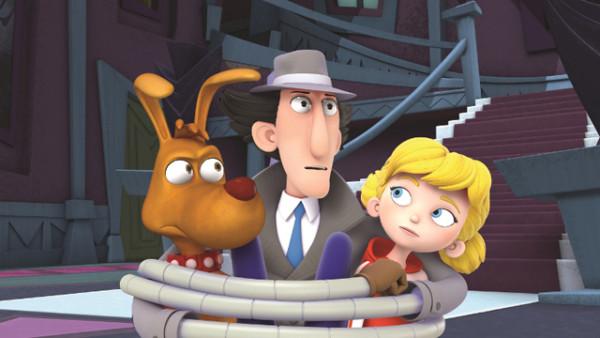 Inspector Gadget auf Netflix