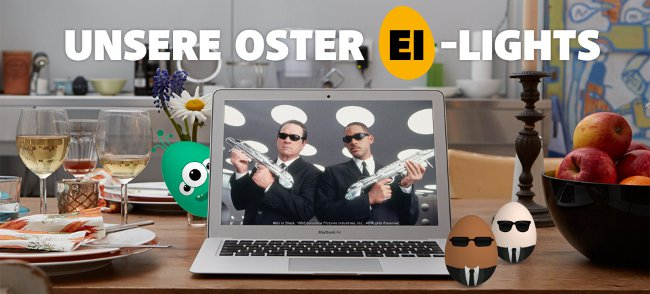 Ostern bei Watchever © Watchever