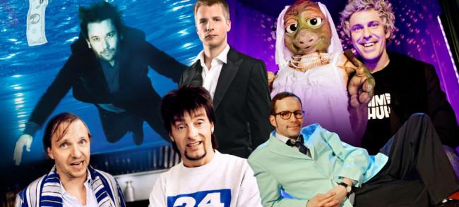 Die Online-Video-Flatrate zeigt eine bunte Auswahl der beliebtesten deutschen Comedians