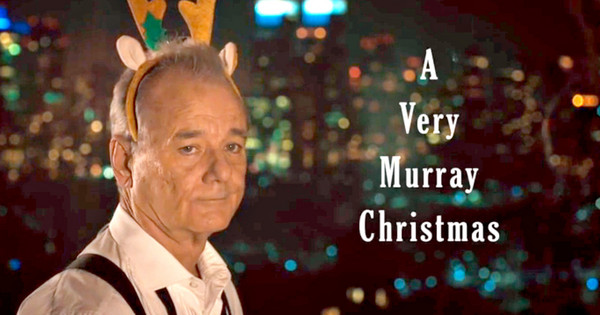 A VERY MURRAY CHRISTMAS © Netflix