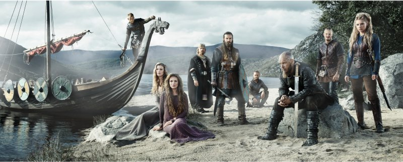 VIKINGS starten neue Feldzüge bei © Amazon Prime Instant Video