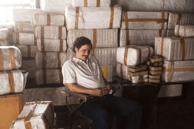 "NARCOS S01E06 "" Eplosivos"" © Netflix/ Daniel Daza"