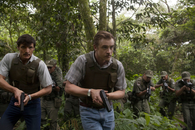 "NARCOS S01E03 ""The Men of Always"" © Netflix / Daniel Daza"