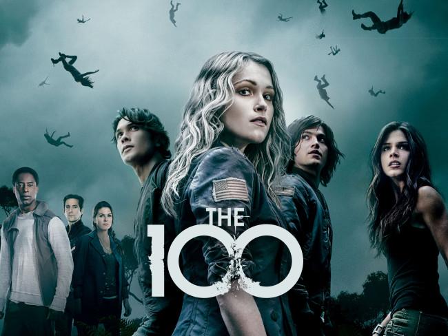 """""""The 100"""" © maxdome"""