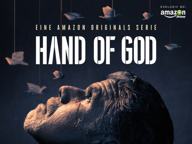 """Hand of God"" © Amazon.com Inc. or its affiliate"