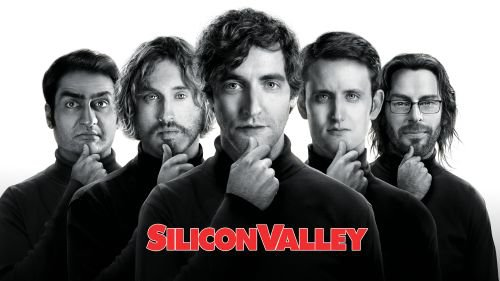 """Silicon Valley"" © Sky"