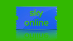 Sky Online Logo
