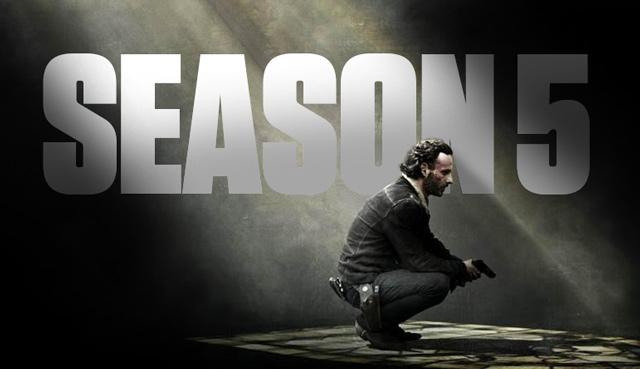 """""""The Walking Dead"""" Staffel 5 © AMC / thewalkingdead.com"""