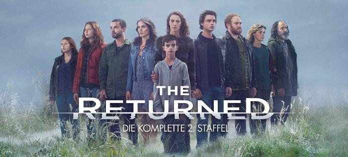 Deutschland-Premiere -- Watchever präsentiert exklusiv die zweite Staffel von The Returned © Watchever