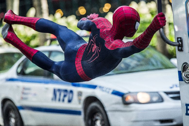 The Amazing Spider-Man 2 © 2014 Sony Pictures Home Entertainment