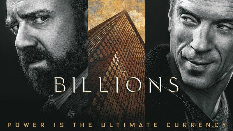 """Sky On Demand präsentiert exklusiv die realistische Wall-Street-Thrillerserie """"Billions"""""""