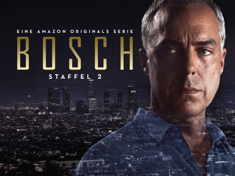 """Bosch Staffel 2"" © Amazon"