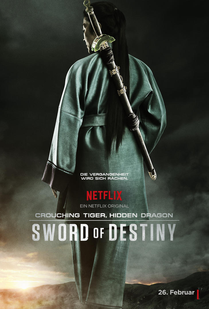 CROUCHING TIGER HIDDEN DRAGON: SWORD OF DESTINY Verfügbar 26.02
