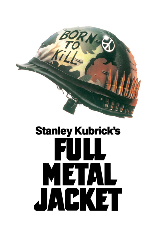 FULL METAL JACKET Verfügbar ab 24.02