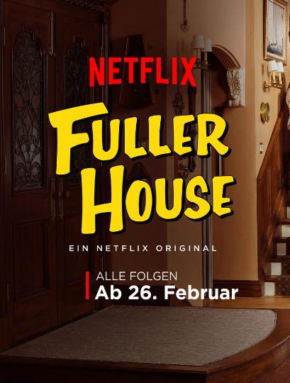 FULLER HOUSE Staffel 1 Verfügbar ab 26.02