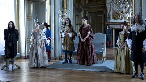 "Sky präsentiert: Serie ""Versailles"" beim Snowdance Independent Film Festival 2016"