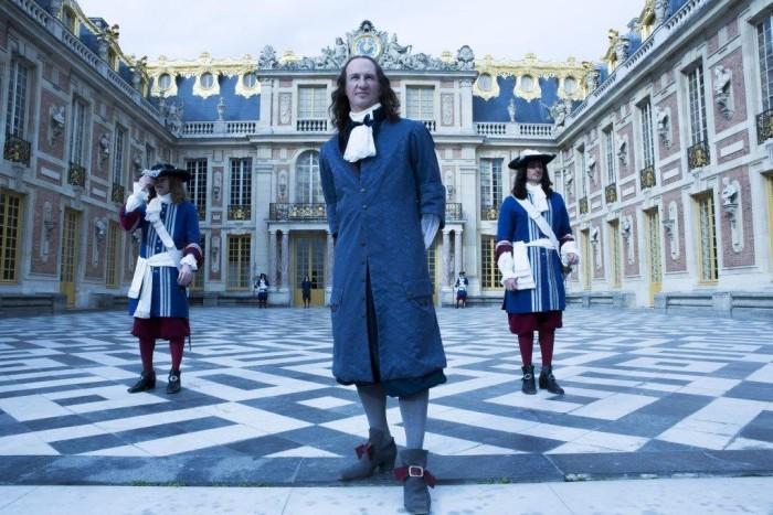 """""""Versailles"""" © Sky"""