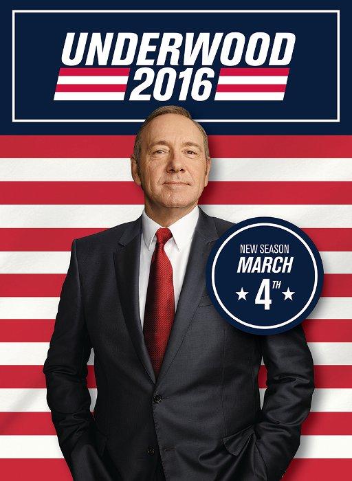 House of Cards Stffel 4 - ab 04. März zuerst auf Sky © Sky