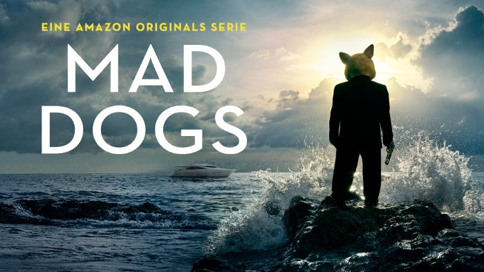 """Mad Dogs"" ab 22.01. in OV, ab 04.03. DE Synchron - © Amazon"