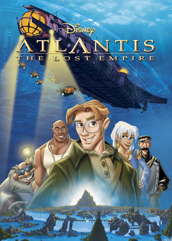 ATLANTIS Das Geheimnis der verlorenen Stadt Verfügbar ab 10.3