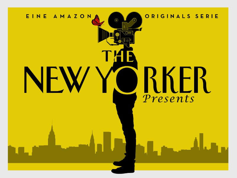 Neue Amazon Originals Doku-Serie The New Yorker Presents ab 15. März exklusiv bei Amazon Prime © Amazon