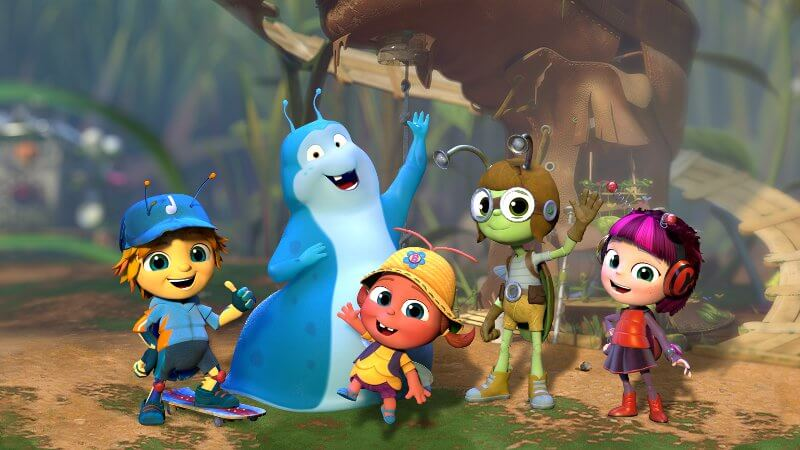 Neues Netflix Kids Original BEAT BUGS, mit Songs der Beatles!