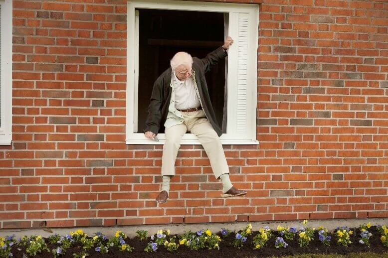 """""""Der Hundertjährige, der aus dem Fenster stieg und verschwand"""" © Amazon"""