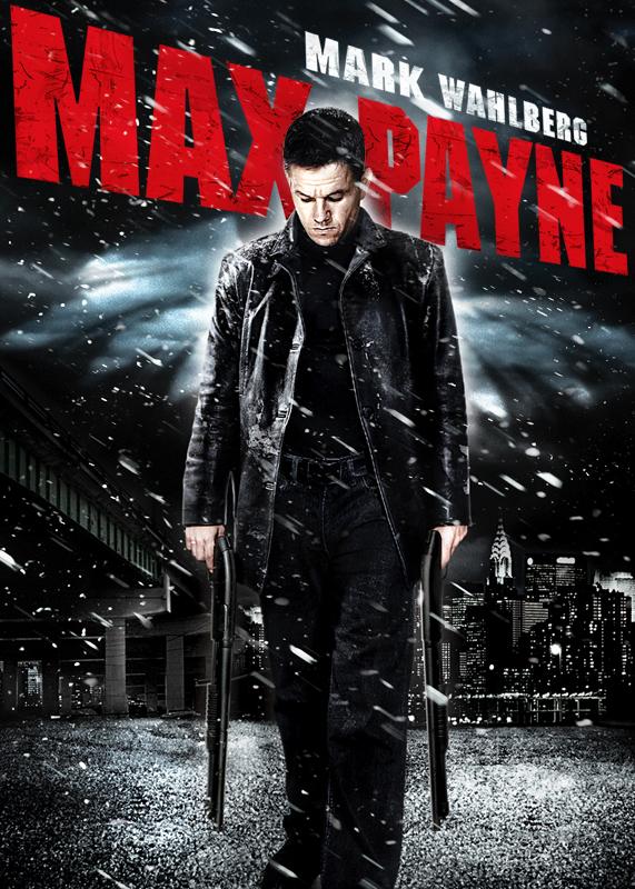 MAX PAYNE Verfügbar ab 9.3