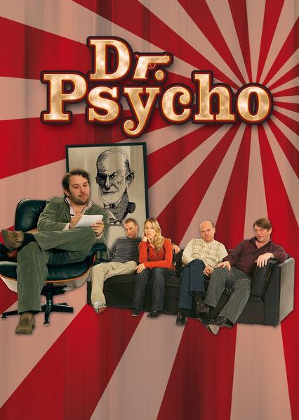 DR. PSYCHO  Staffel 1&2 Verfügbar ab 1.3