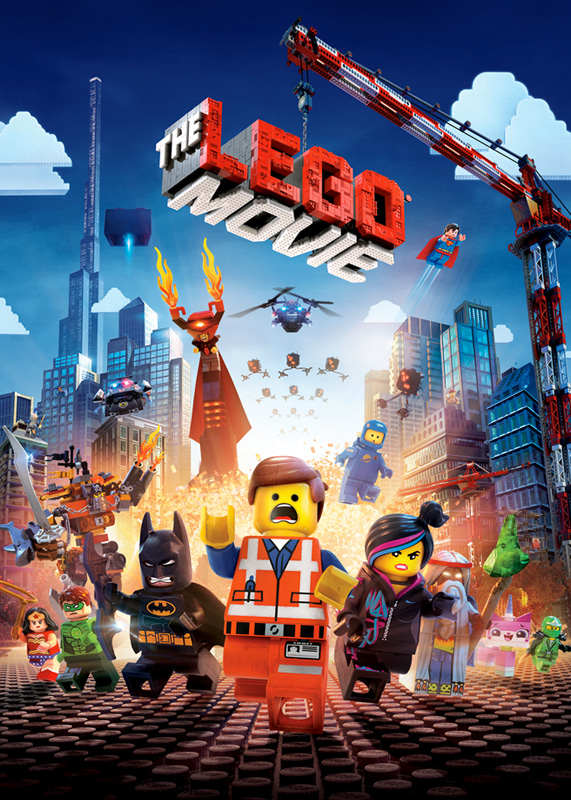 THE LEGO MOVIE Verfügbar ab 22.3