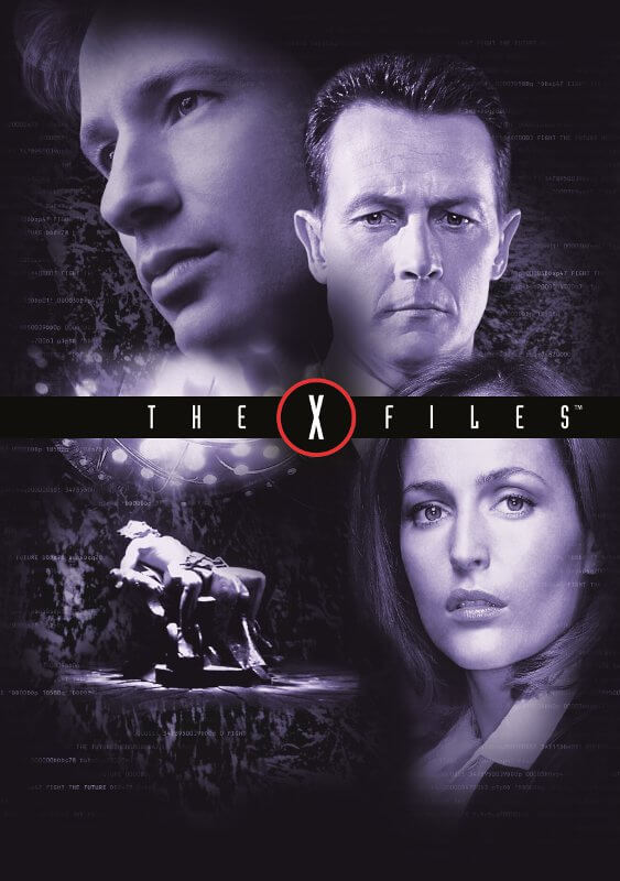 """The X Files"" © maxdome"