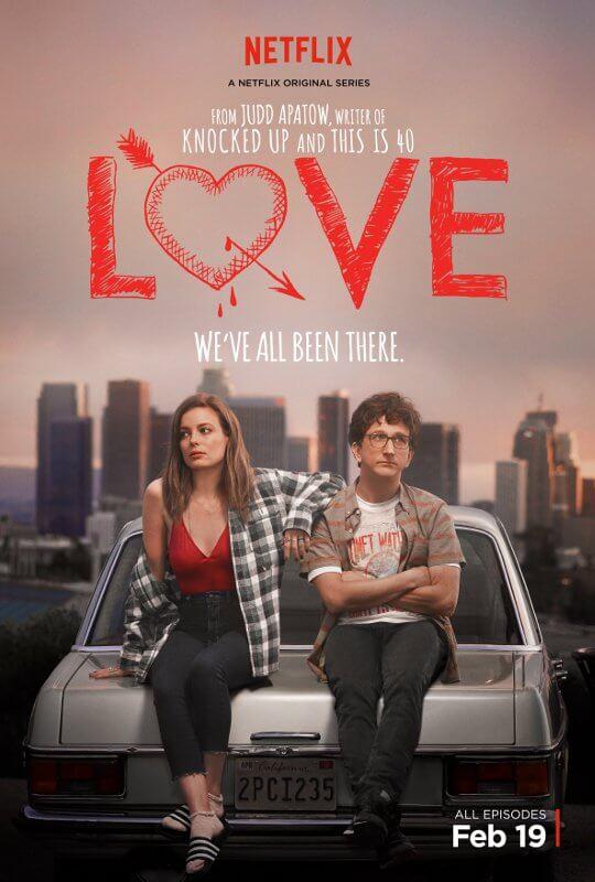 """""""Love"""" © Netflix"""