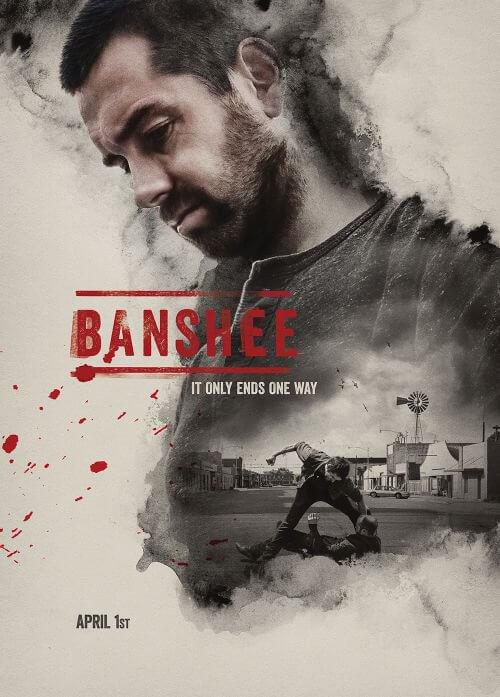 """Die vierte und finale Staffel von """"Banshee – Small Town. Big Secrets."""" © Sky"""