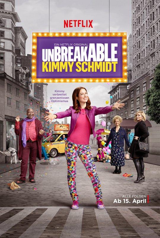 UNBREAKABLE KIMMY SCHMIDT 2- ab dem 15. April auf Netflix © Netflix