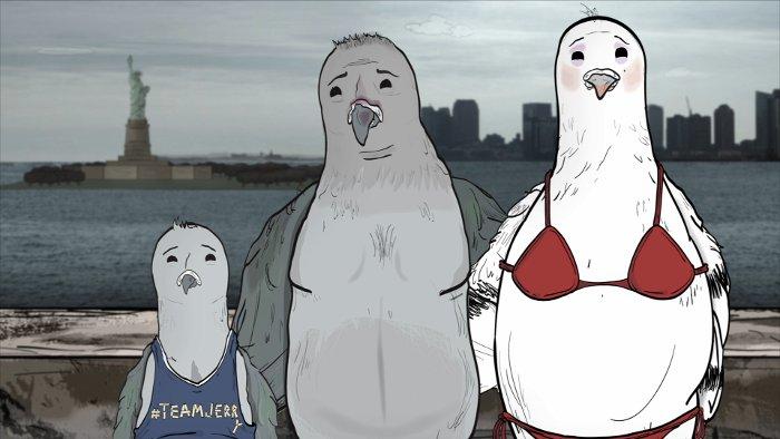 """Sky On Demand präsentiert die Indie-Trickserie """"Animals"""" © Sky"""