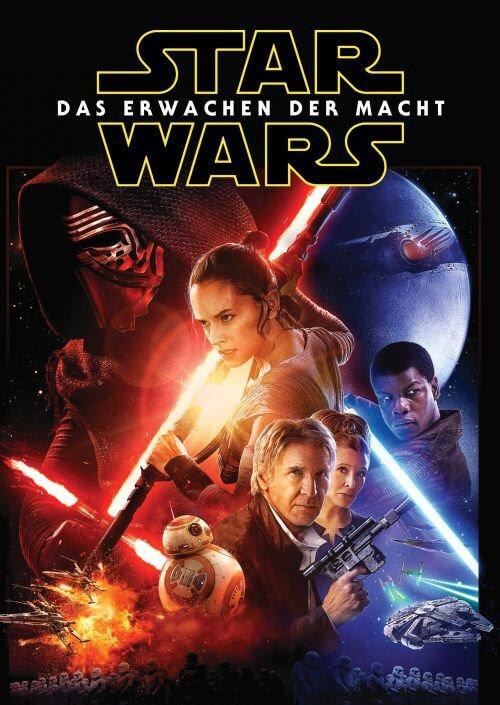 """""""Star Wars: Episode VII – Das Erwachen der Macht"""" ab 28.04.16 auf Sky Select © Sky"""