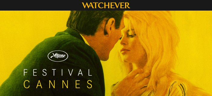 "Watchever launcht neuen ""Festival de Cannes""-Kanal © Watchever"