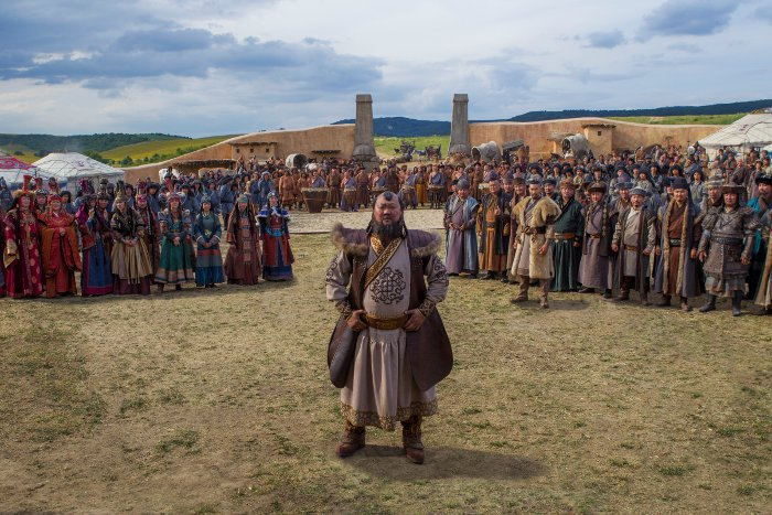 """Marco Polo"" Staffel 2 © Netflix"