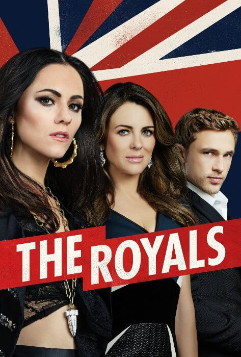 """The Royals"" Staffel 2 ab 15.06. bei maxdome © maxdome"