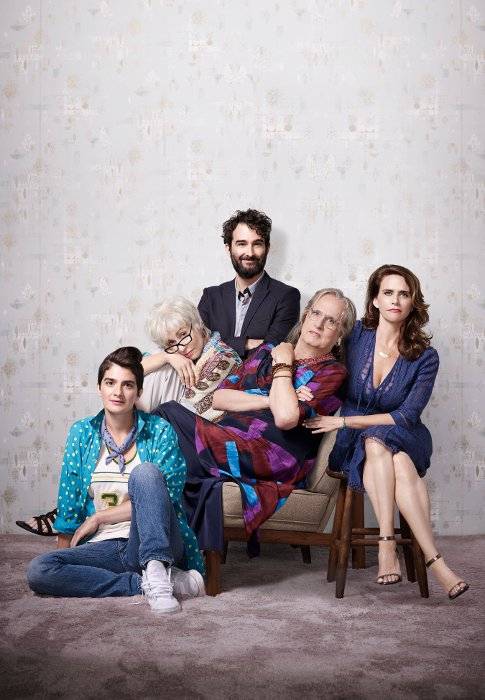 """Transparent"" Staffel 4 © Amazon"