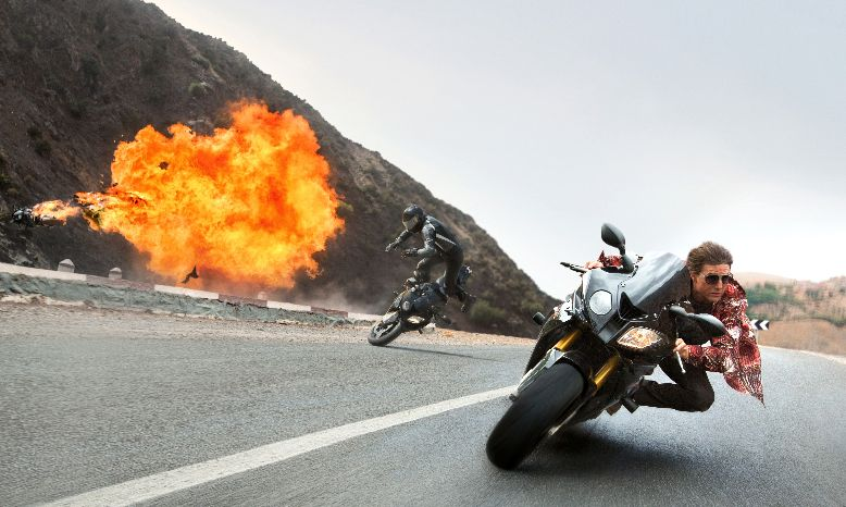 Mission Impossible: Rogue Nation exklusiv verfügbar ab 17.06. © Amazon, Universal Pictures Germany