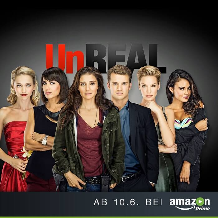 """UnReal"" &copy 2015 Lifetime Entertainment Services, LLC, a subsidiary of A+E Networks"