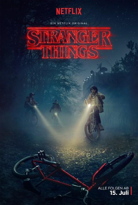 Winona Ryder in der Mystery-Serie STRANGER THINGS - ab 15. Juli auf Netflix © Netflix