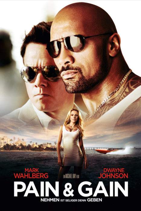"""Pain and Gain"" ab 09.07. bei maxdome Bild: © themoviedb.org"